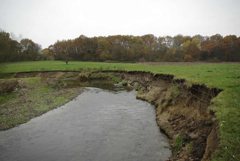 Incision of the Wurm River